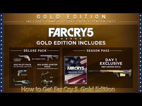 How to Get Far Cry 5 Free  - Far Cry 5 Gold Edition - How to Download Far Cry 5  - Far Cry 5 Cpy