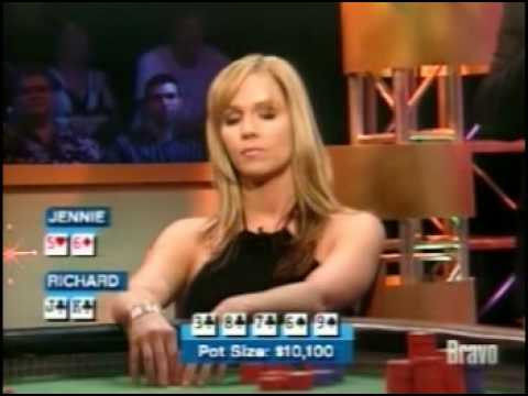Celebrity Poker Showdown сезон 4, часть 1 - YouTube