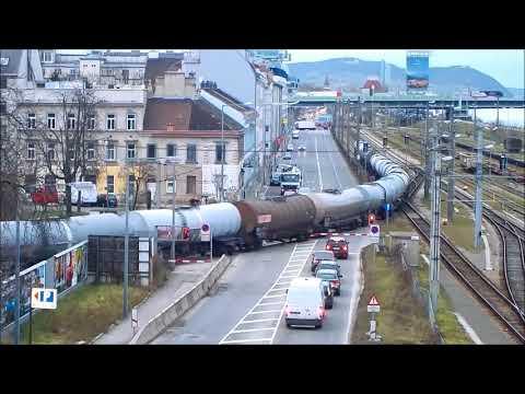 ÖBB Trains spotting in Parndorf and Vienna Part 1