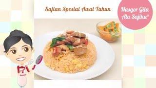 Dapur Umami - Nasgor Gila Ala Sajiku