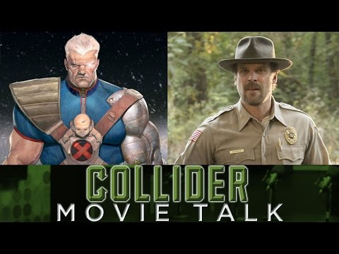 Stranger Things' David Harbour In Talks For Cable in Deadpool 2 - Collider Movie Talk