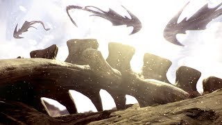 MASSIVE CREATURES DISCOVERED! - Giant Skeleton Exploring & Base Building! - Outpost Zero Gameplay