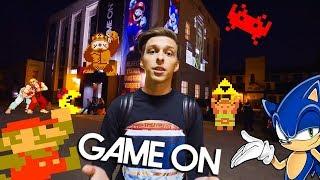 Vlog z největší herní výstavy v Praze! #GameOnVýstava