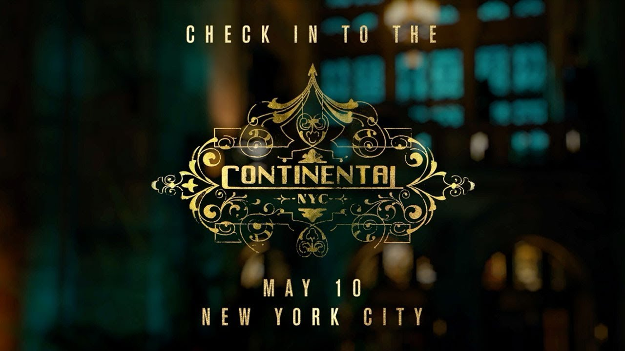 The Continental Hotel NYC Opening For 'John Wick 3' | HYPEBEAST