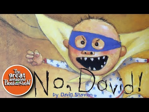 No, David! By David Shannon   Read Aloud   Bedtime Story