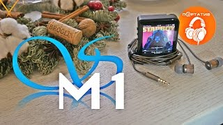 shanling M1  Обзор портативного Hi-Fi плеера
