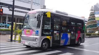ムーバス走行音 第一小学校西➡東急百貨店