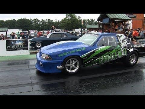 Small Tire Drag Racing - Ozark Raceway Park