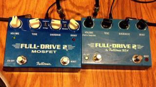 Fulldrive 2 MOSFET vs Older Fulldrive 2