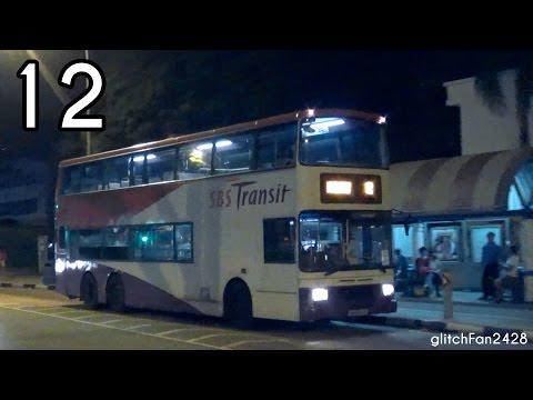 [SBST] (Retired) ZF Kickdowns - SBS9631X On Service 12 - Volvo Olympian Batch Three (Part 1 Of 2)