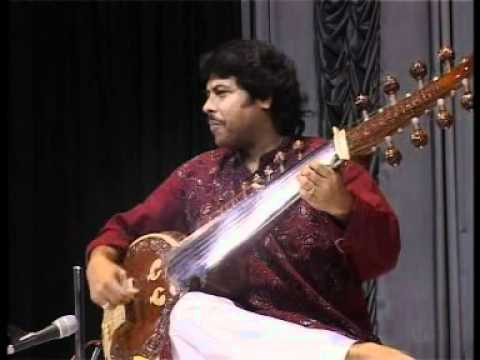 Pt. Joydeep Ghosh playing Raga Jog on Surshringar with Pt. Subhen Chatterjee on tabla Part III.mpg