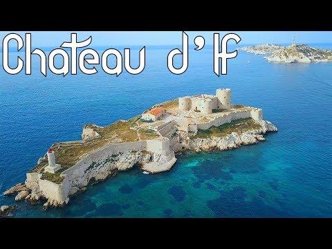 Chateau d'If + Frioul Island / MARSEILLES, FRANCE