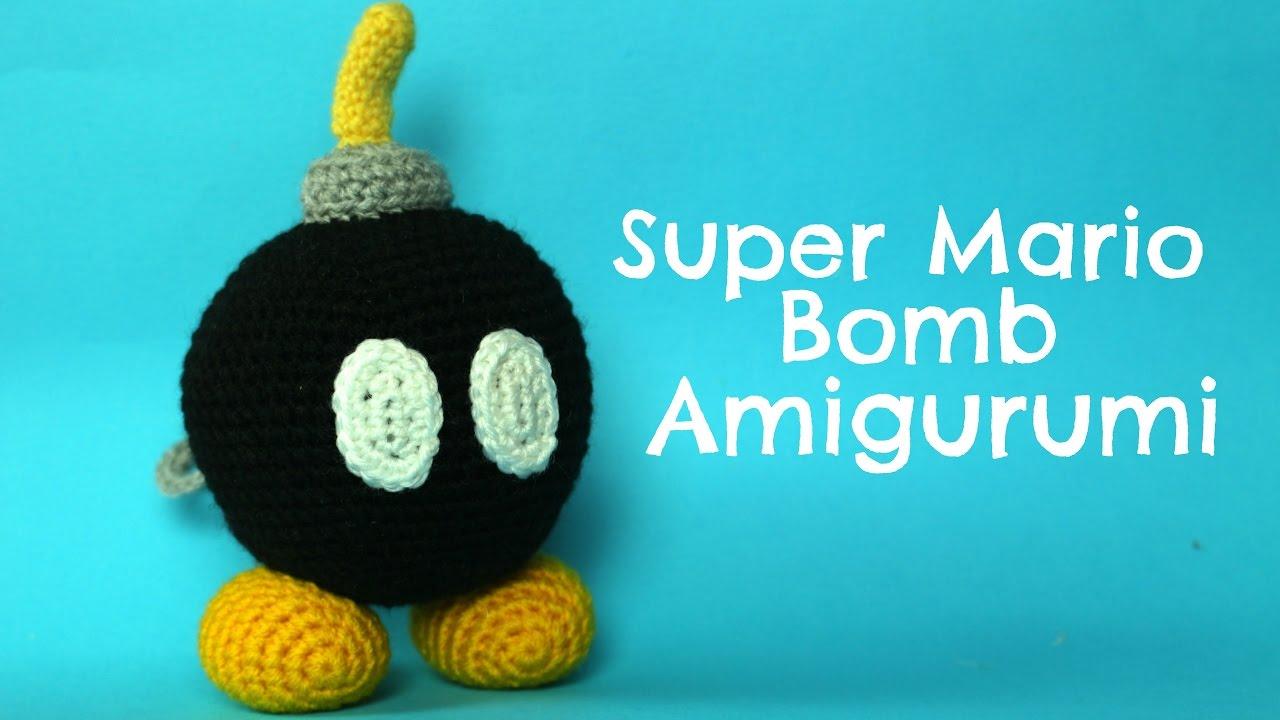 super mario bomb world of amigurumi youtube