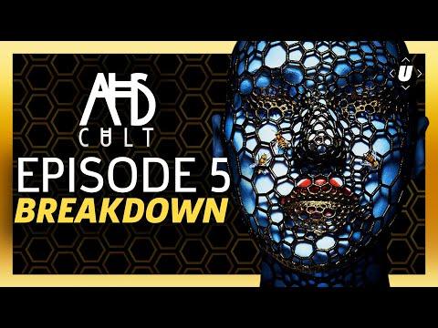 "American Horror Story: Cult Episode 5 Breakdown! ""Holes"" | AHS Season 7"