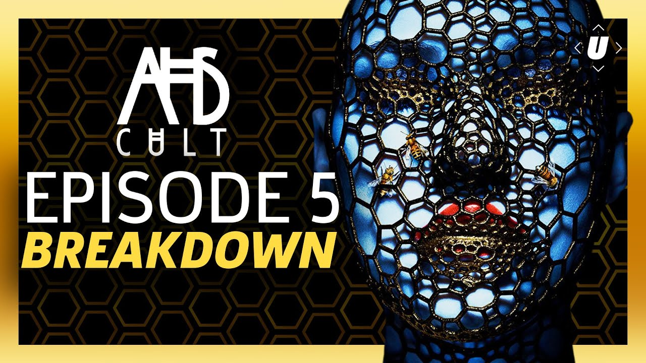 "Download American Horror Story: Cult Episode 5 Breakdown! ""Holes""   AHS Season 7"