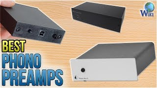 10 Best Phono Preamps 2018