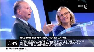 Macron, les