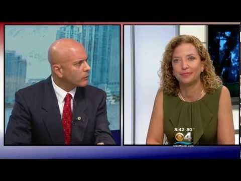 Part 3 - Tim Canova Debates Debbie Wasserman Schultz - Facing South Florida