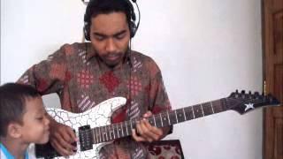 Bangun Pemudi Pemuda (A Simanjuntak) - Guitar Cover