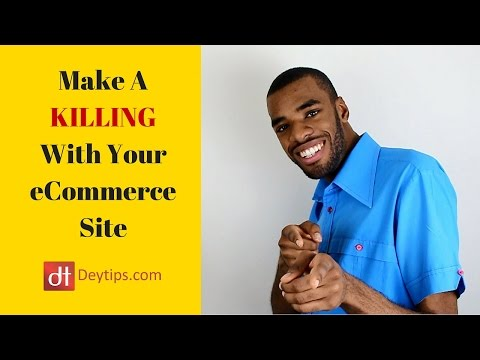 Tips To Market Your eCommerce site   eCommerce Marketing Strategy