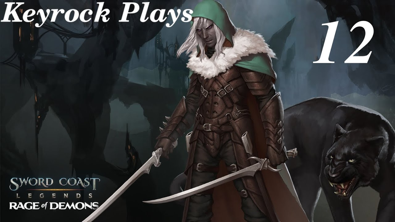 Lets Play Sword Coast Legends Rage Of Demons