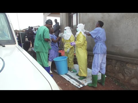Reporters: Fighting Ebola in a DR Congo warzone