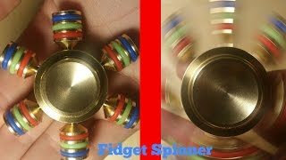 ISpin Fidget Spinner Review | Spin Test