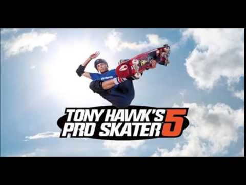 Tony Hawk Pro Skater 5 Soundtrack