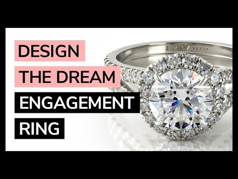 Design the Dream Engagement Ring on JamesAllen.com from YouTube · Duration:  1 minutes 13 seconds