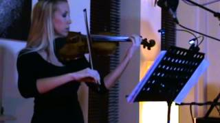 Aycan Teztel  The Bosphorus  for violin and piano