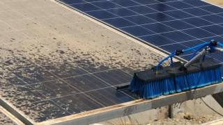 Solar Panel Cleaning in india