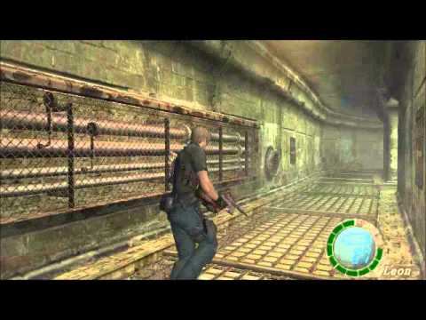 Resident Evil 4 Verdugo Boss Fight with Red9 only - Professional
