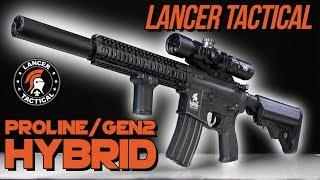 Lancer Quality for UNDER $200! | Lancer Tactical ProLine Gen-2 Hybrid
