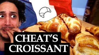 Cheat's French Croissant ! Risking my nationality on the Easiest Recipe available...