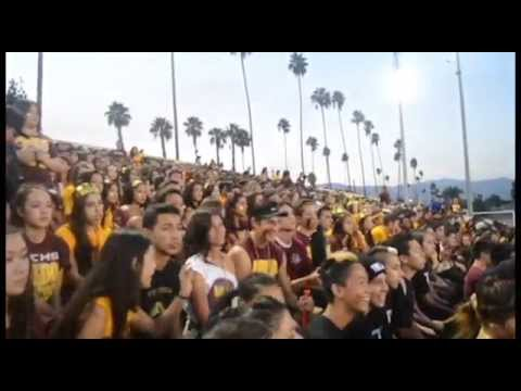West Covina High School 2015: Proud to be WC!