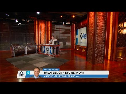 Network Analyst Brian Billick on Firing of Chip Kelly, David Shaw a Potential NFL HC & More - 1/2/17