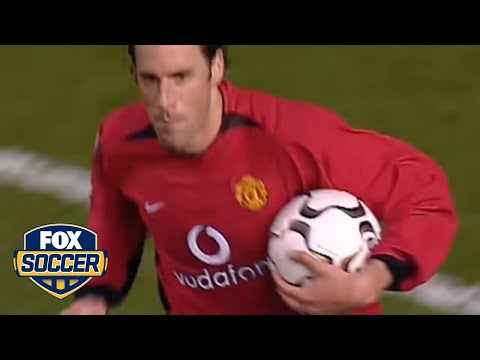 Real Madrid vs. Manchester United | 2002/03 Champions League | FOX SOCCER