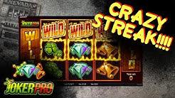Joker Pro STREAKS!!!