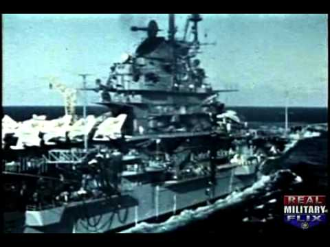 The US Navy Off Vietnam