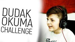 Dudak Okuma Challenge! -Ponçikler
