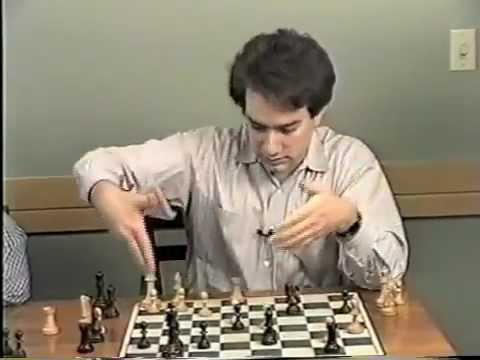 Memory for chess positions (featuring grandmaster Patrick Wolff)
