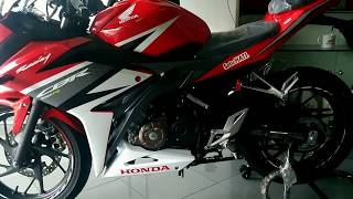 All New CBR 150 R Red 2017