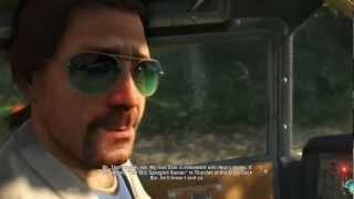 Far Cry 3: Gameplay Part 37 - Fly South ( Flying Like Batman! )
