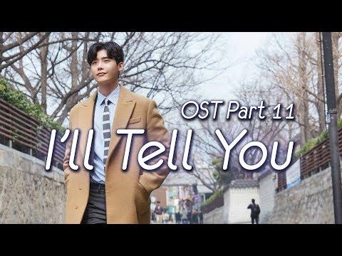 While You Were Sleeping OST Part 11 / I'll Tell You - Jang Da Bin (장다빈)