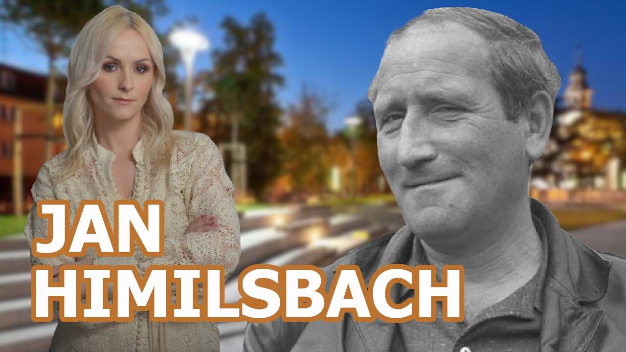 Pił, palił, okłamywał żonę i nie znosił teatru, ale był sobą i za to go kochano - Jan Himilsbach