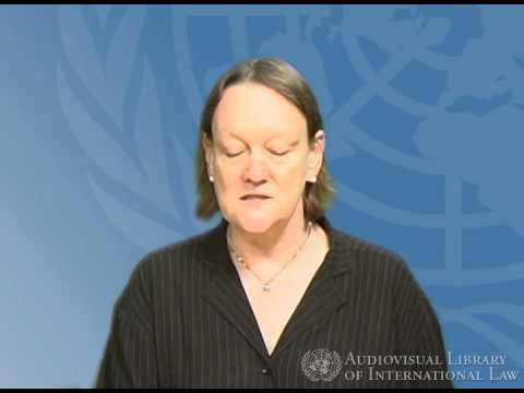 Jane Connors on the UN Human Rights Treaty Body System