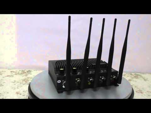 подавитель сигнала видеонаблюдения