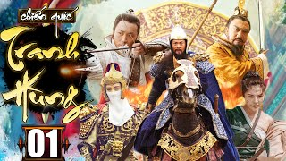 Chiến Quốc Tranh Hùng - Tập 1 | Phim Kiếm Hiệp Cổ Trang Trung Quốc Hay Nhất - Thuyết Minh