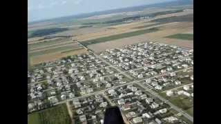 Полет над городом Пружаны