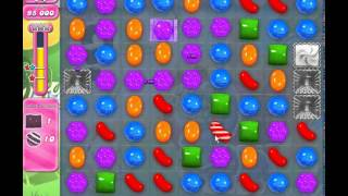 Candy Crush Saga level 807 (3 star, No boosters)
